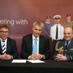 VODAFONE SIGNS ARMED FORCES CORPORATE COVENANT