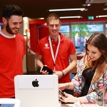 VODAFONE LAUNCHES IN SELFRIDGES BIRMINGHAM AS PART OF £100 MILLION INVESTMENT IN THE UK HIGH STREET