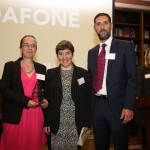 VODAFONE TEAM WINS VOLUNTEERING AWARD