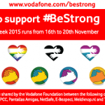 SNAPCHAT AND VODAFONE PARTNER TO PROMOTE #BESTRONG ANTI-BULLYING EMOJIS