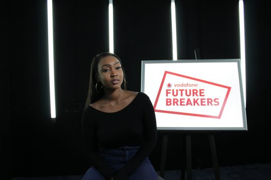 The Vodafone Big Top 40 gives Peckham singer her big break