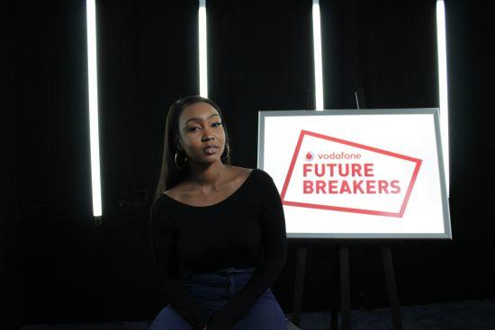 The Vodafone Big Top 40 gives Peckham singer her big break