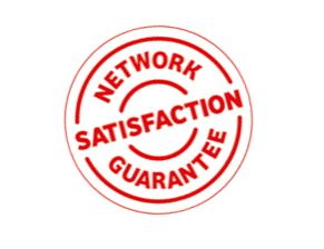 Network Satisfaction Guarantee icon