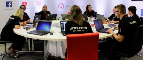 Vodafone UK and UCAS rise to the challenge on A-level results day