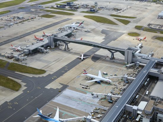 Gatwick upgrades to fastest Vodafone 4G speed of any UK airport