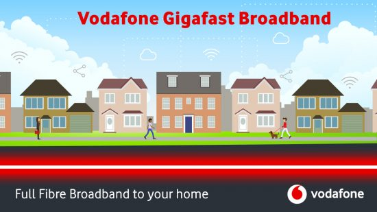 Vodafone and CityFibre's gigabit revolution gathers pace