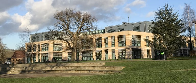 Photograph of Bath Spa University