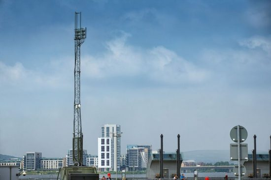Vodafone's network improvements bring faster and more reliable services to Cardiff