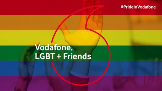 Vodafone introduces trans-inclusive initiatives