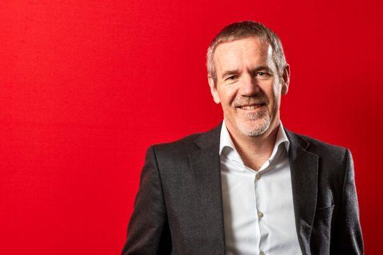 Scott Petty, Chief Technology Officer, Vodafone UK