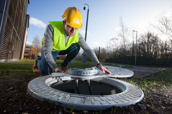 Vodafone lifts lid on manhole covers to improve mobile coverage