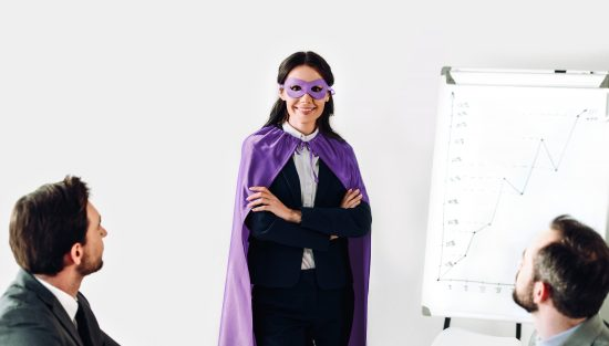 Meet like a hero: Vodafone recruits businesses