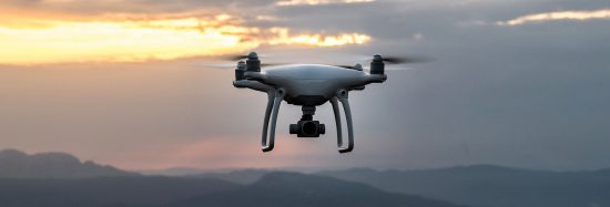 Vodafone is first communications provider to join UK drone testing consortium