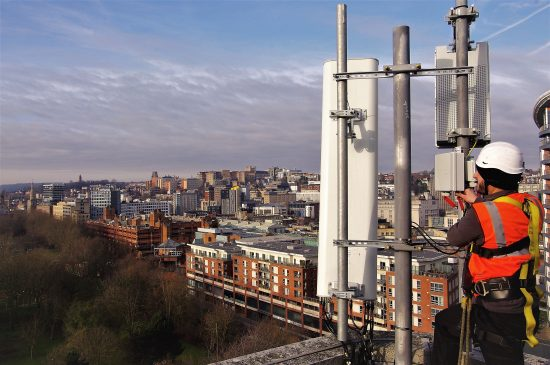 Vodafone UK boosts spectrum holdings for 5G services