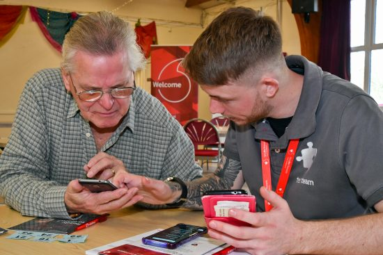 Vodafone launches new report into technology and loneliness