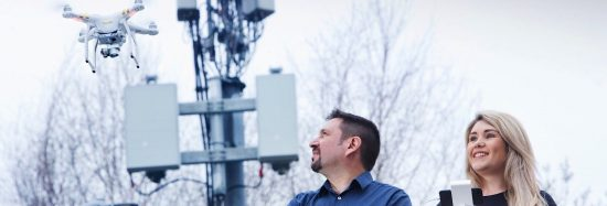 Vodafone switches on 5G technology in Newbury