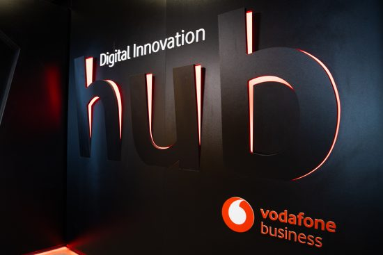 Vodafone Digital Innovation Hub opens in MediaCityUK