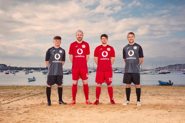 Vodafone 5G - Isles of Scilly - World's Smallest Football League - Photo by Gary Morrisroe
