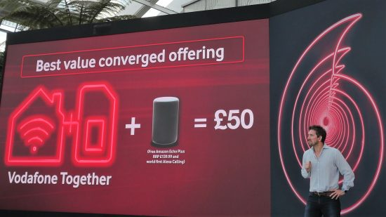 Vodafone Unlimited and Vodafone Together