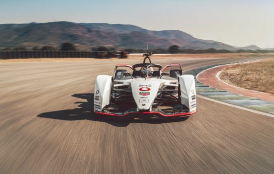 Vodafone Group to sponsor Porsche Formula E team