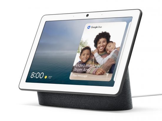 Early Black Friday treat for Vodafone home broadband customers with a free Google Nest Hub Max
