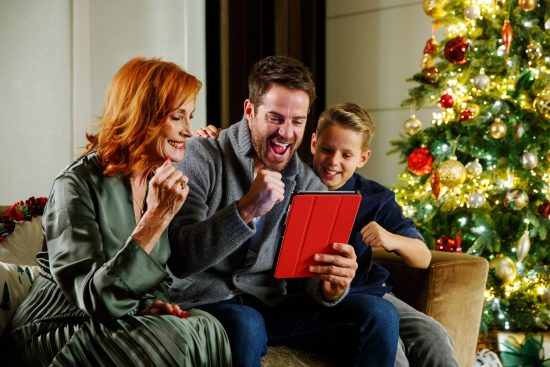 Vodafone and VeryMe rewards launch festive game to reward families and friends this Christmas