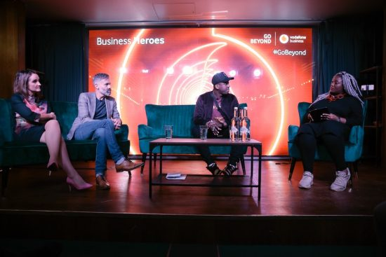 Small businesses believe technology levels the playing field in the creative industry