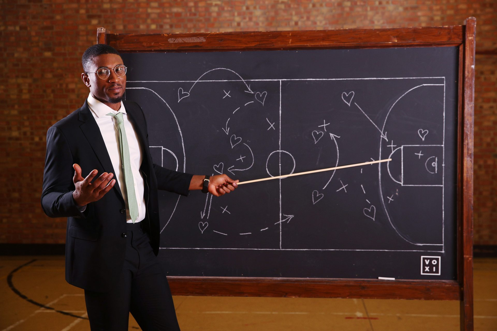 Ovie Soko is on hand to help solve the nation's relationsh'ip dilemmas as VOXIs new Love Coach