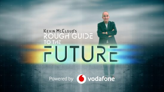 Kevin McCloud's Rough Guide to the Future Title Card
