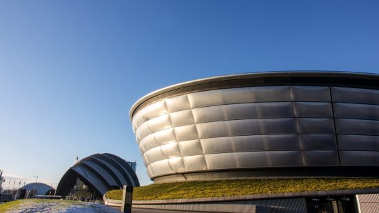 Vodafone announces new partnership with Glasgow's SSE Hydro arena