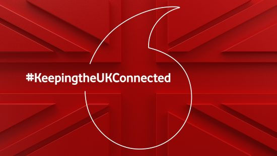 Keeping the UK Connected - hashtag