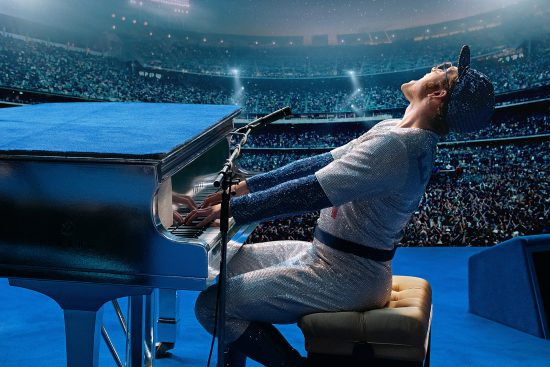 Elton John Rocketman film promo still