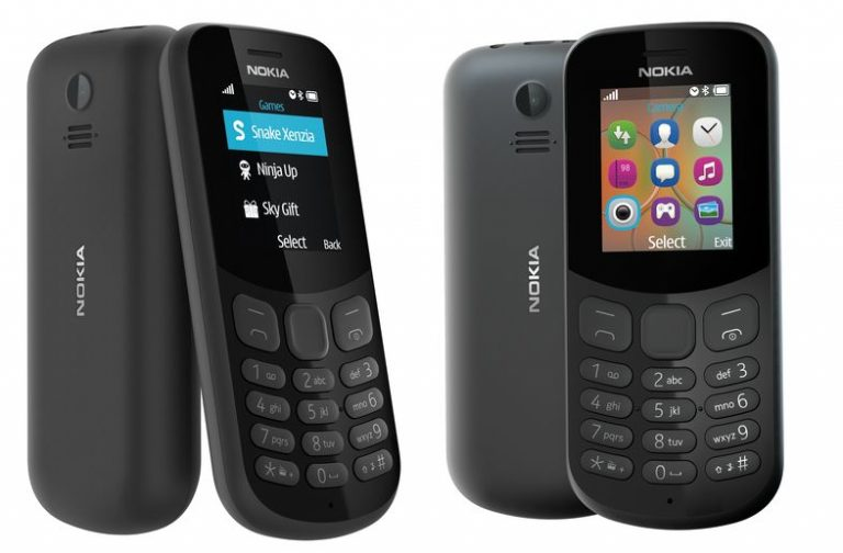 photo of the Nokia 130
