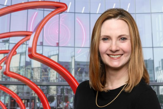 Helen Lamprell, General Counsel & External Affairs Director, Vodafone UK