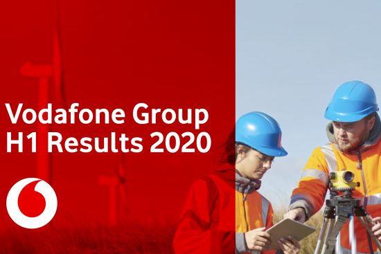 Vodafone Group H1 Results 2020