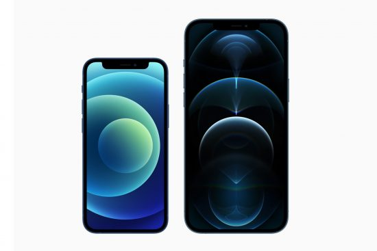 New Apple iPhone 12 Pro Max and iPhone 12 mini now available at Vodafone