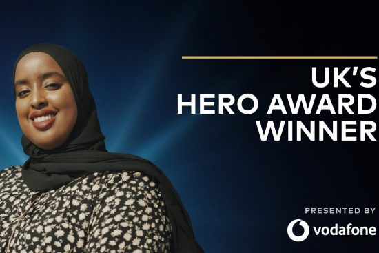 Fatima Ibrahim Global Citizen Prize UK's Hero Award Winner