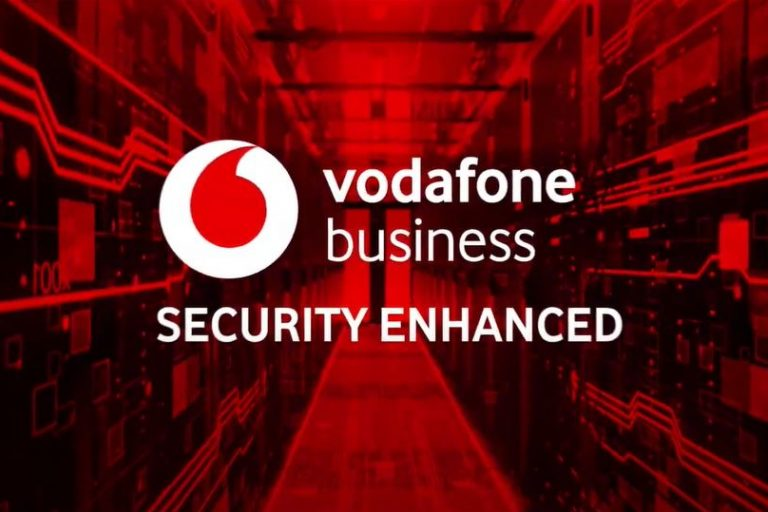 Vodafone Business Security Enhanced screengrab