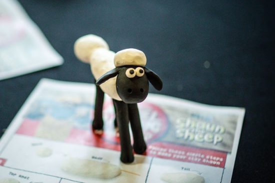 Shaun the Sheep model