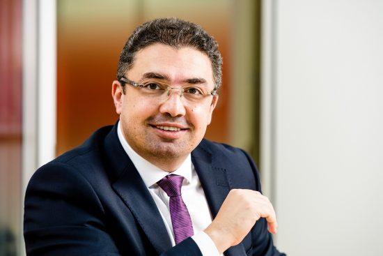 Ahmed Essam, CEO, Vodafone UK