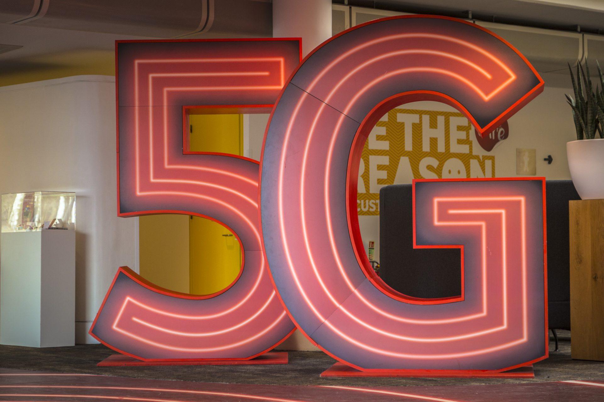 Image of 5G in Vodafone House, Newbury