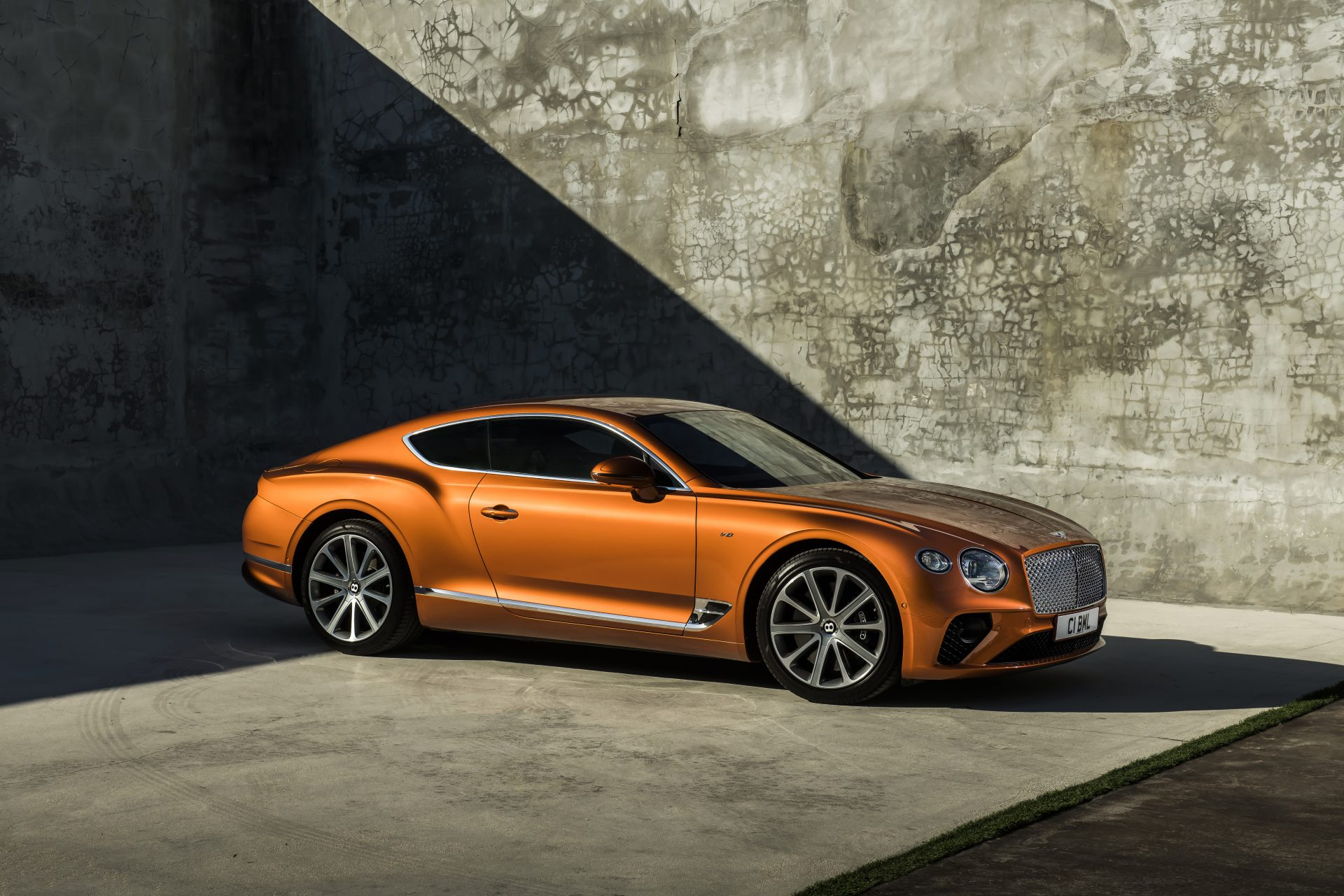 A Bentley Continental was the most expensive vehicle recovered by Vodafone Automotive during 2020.