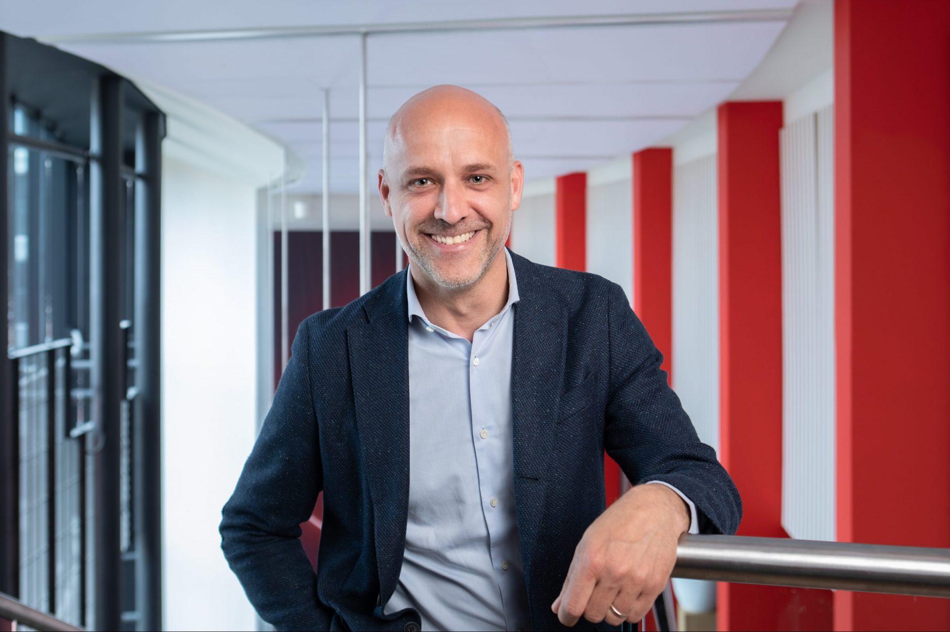 Andrea Dona, Network & Development Director, Vodafone UK