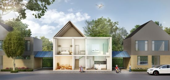 Experts predict pet-sitting robots, underground greenhouses and click-and-deliver homes by 2041