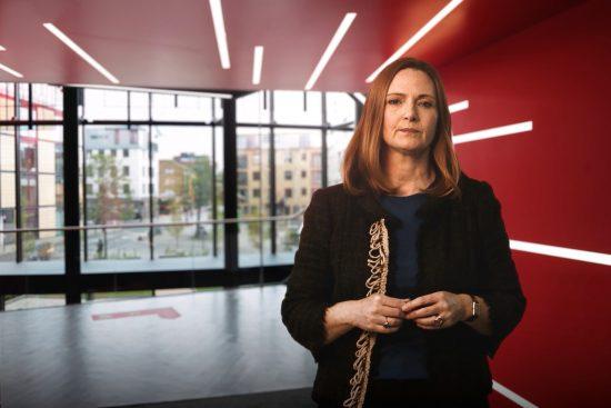 Helen Lamprell at Vodafone Reinvent 2021