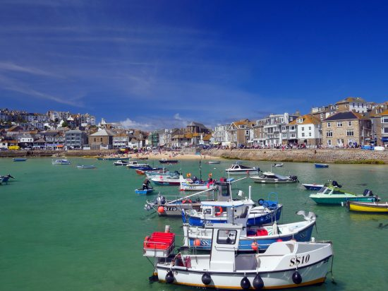 photo of St Ives, Cornwall