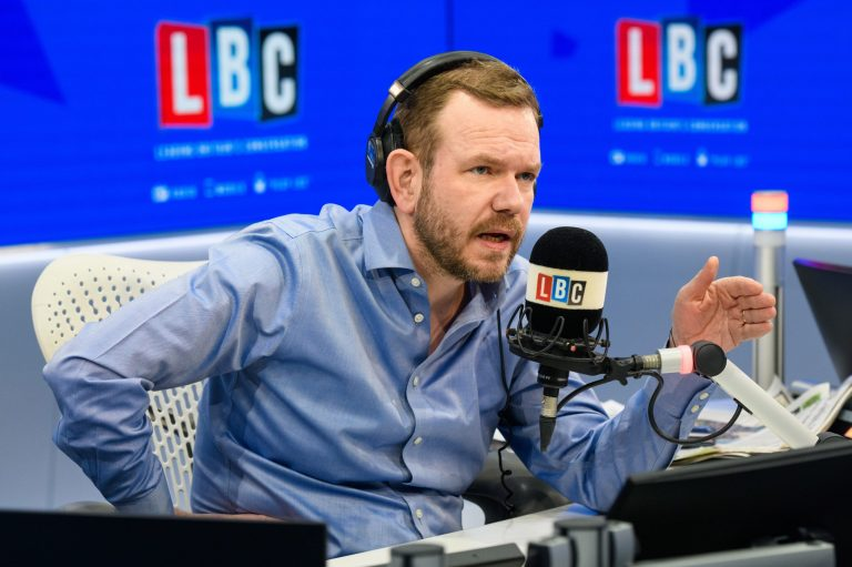 James O'Brien, LBC radio presenter