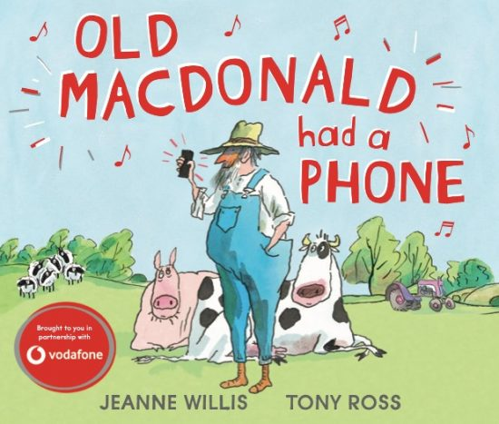 cover image of the Old MacDonald had a Phone Digital Parenting ebook