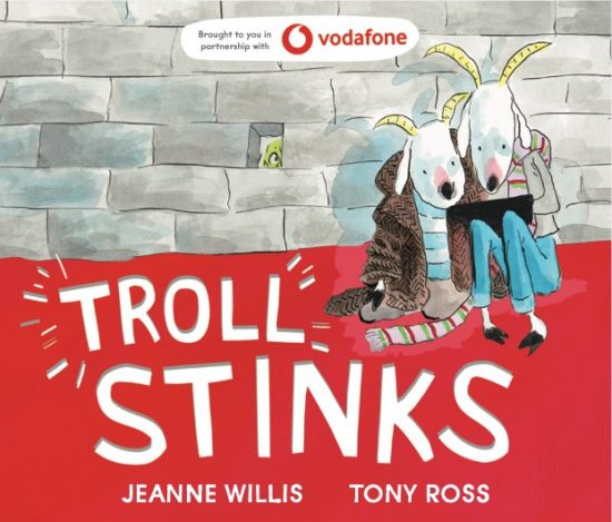 cover image of the Troll Stinks Digital Parenting ebook
