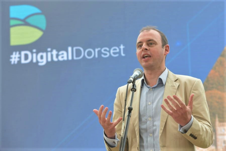 Matt Warman, Minister for Digital Infrastruture